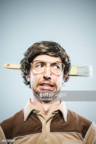 Paint Brush Incident