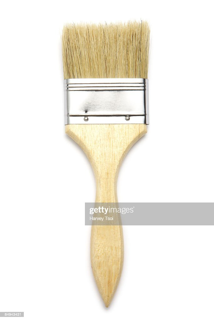 Paint Brush : Foto stock