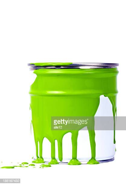 Paint can-Green