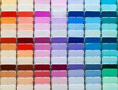 Paint Colour Cards