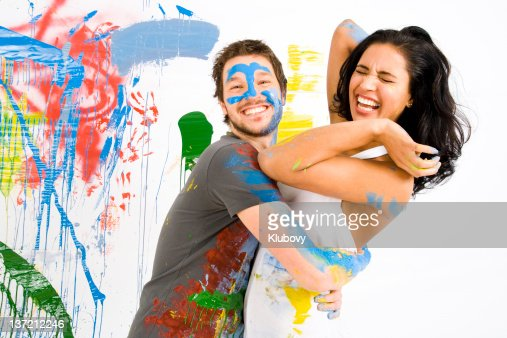 Pintura de diversión