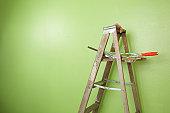Paint Ladder
