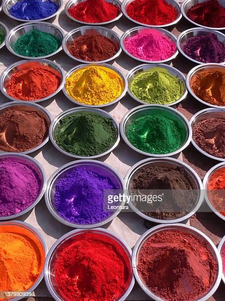 Farbe pigment