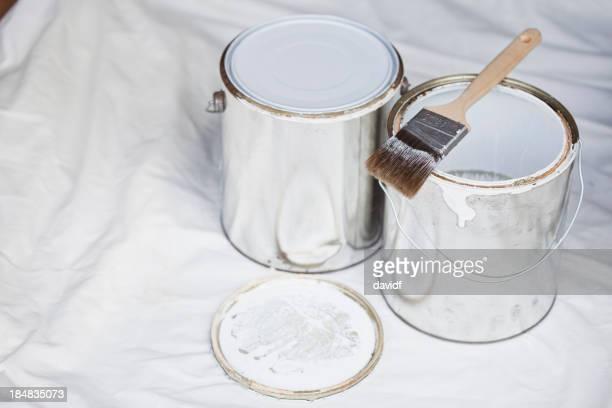 Housse de protection photos et images de collection - Peinture de renovation ...
