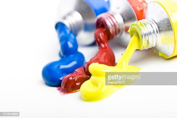 Farbe Röhren-Serie