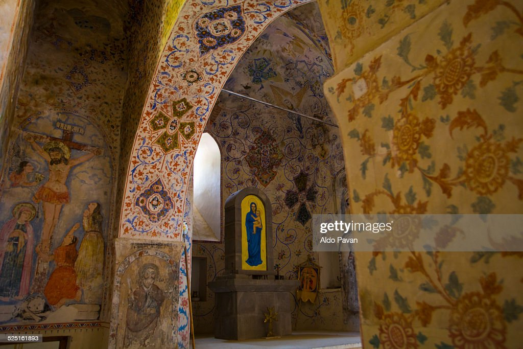 Painted church of Surb Sarghis