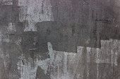Painted fragment texture background. Textured abstract paint. Black.