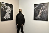 """""""Brulures"""" : Eric Lacans Exhibition  At Galerie..."""