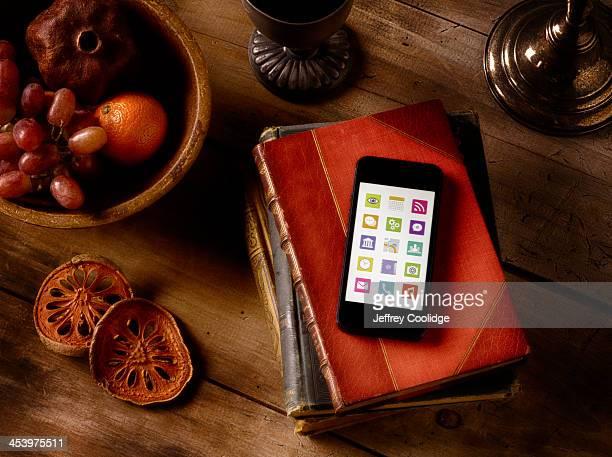Painterly Still Life Smart Phone