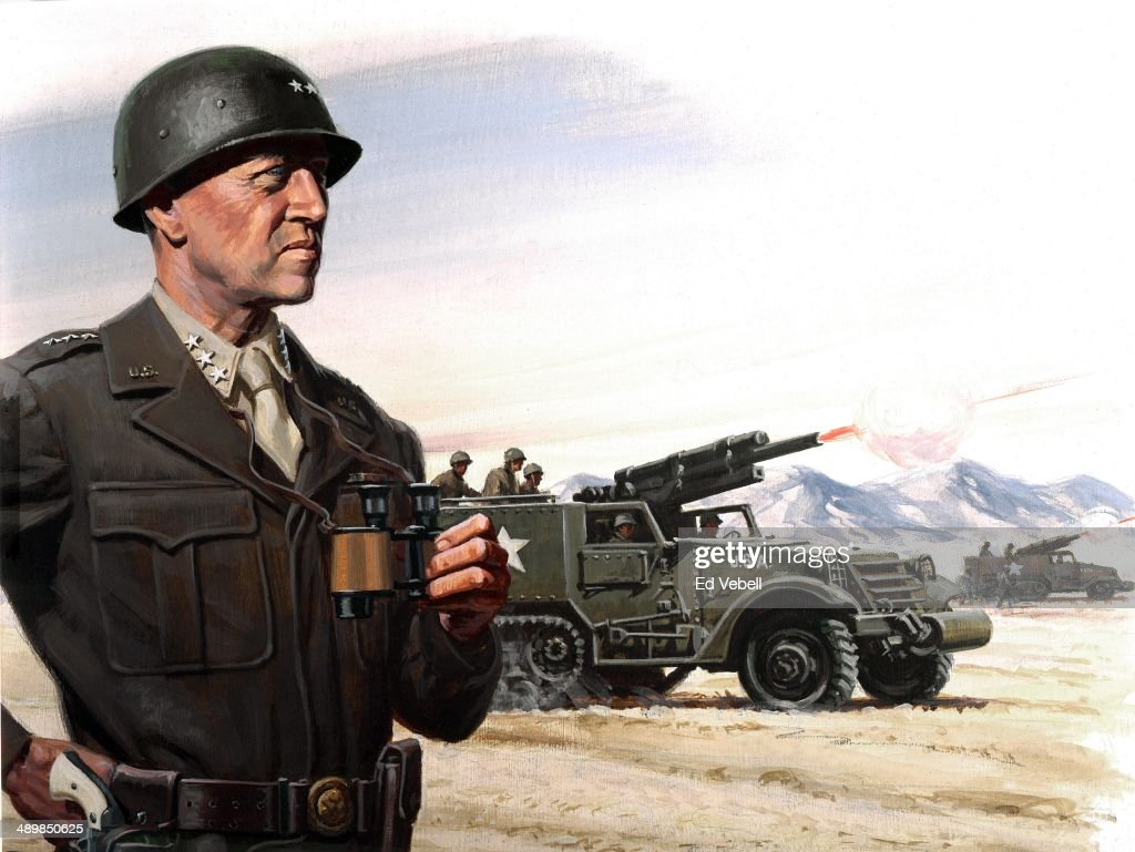 70 Years Since The Death Of General George S. Patton