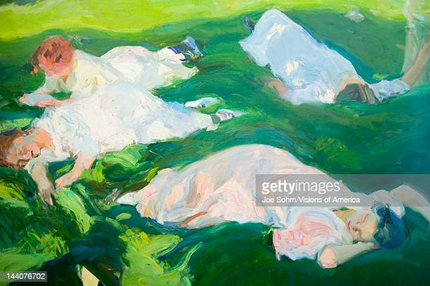 Joaquin Sorolla Stock Photos and Pictures