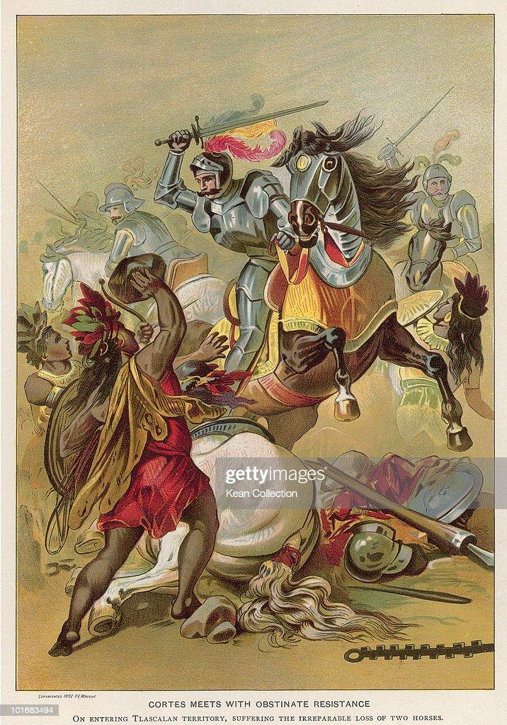 A biography and life work of hernan cortes a spanish conquistador