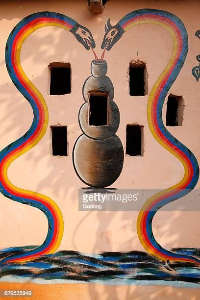 aihou edo rainbow snakes gods of the universe