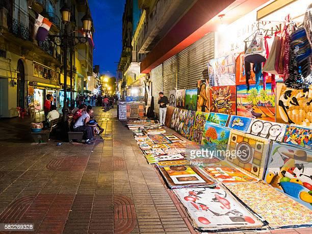 Paintings in Santo Domingo