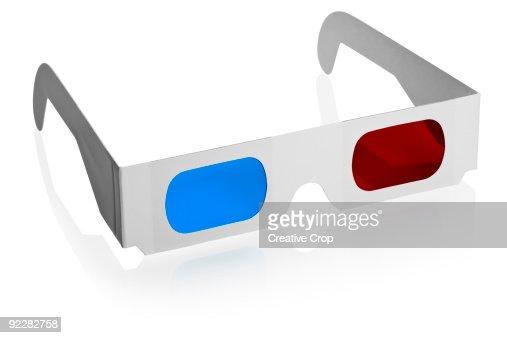 Pair of 3D glasses