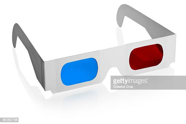 Pair of 3D glasses