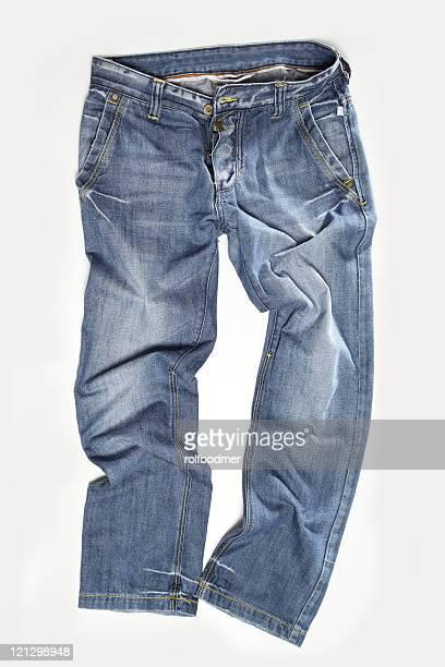 Par de Blue Jeans