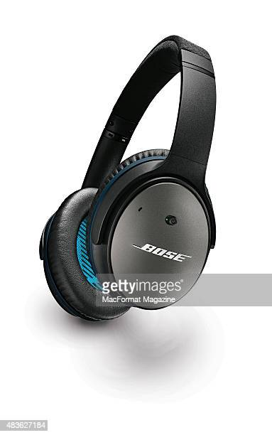 A pair of Bose QuietComfort 25 headphones taken on January 29 2015