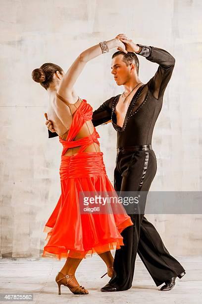 Paire de danseurs