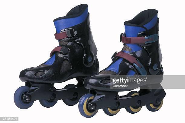 Pair of inline skates