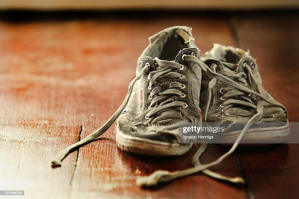 Pair of shoes : Stock Photo