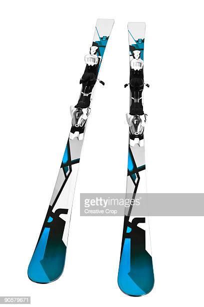 Pair of snow skis
