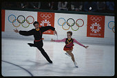 Pairs Figure Skaters Yelena Valova and Oleg Vasiliyev