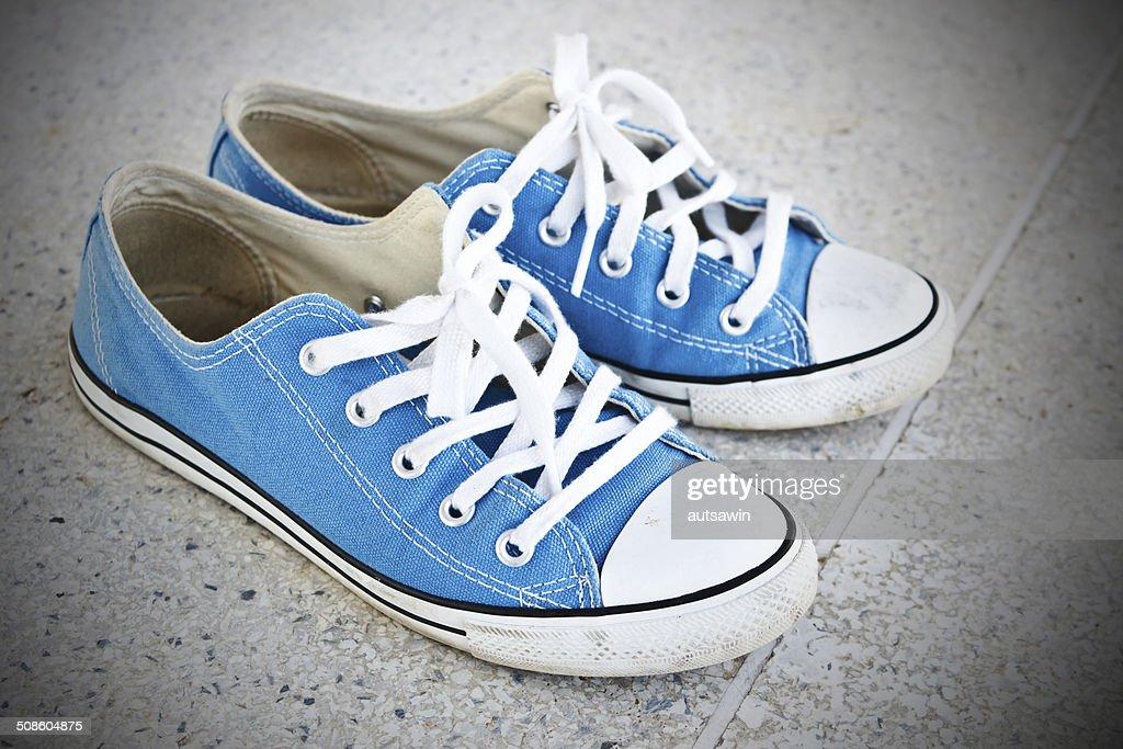 Pares de sapatos : Foto de stock