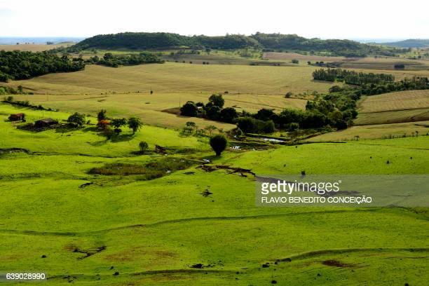 Paisagem Rural no Brasil