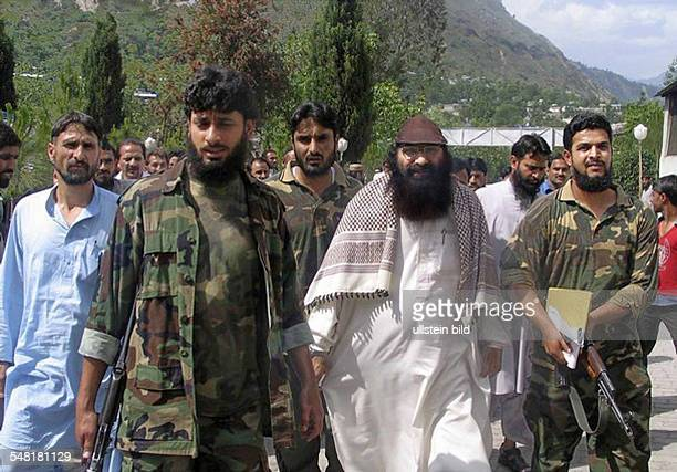 Pakistan Asad Azad Kashmir Syed Salahuddin Chief of the United Jihad Council