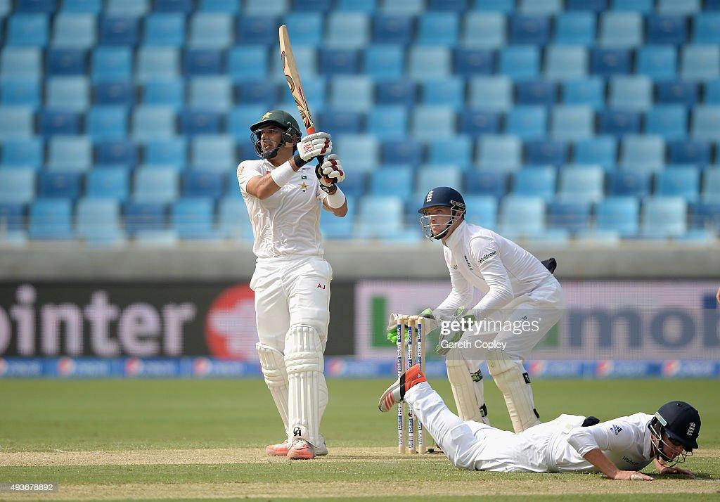 Pakistan v England - 2nd Test: Day One