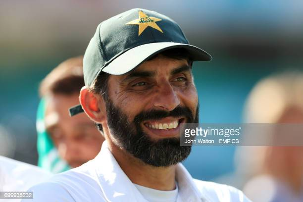 Pakistan captain MisbahulHaq