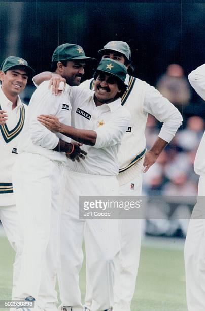 Pakistan Ijaz Ahmed and Ramiz Raja