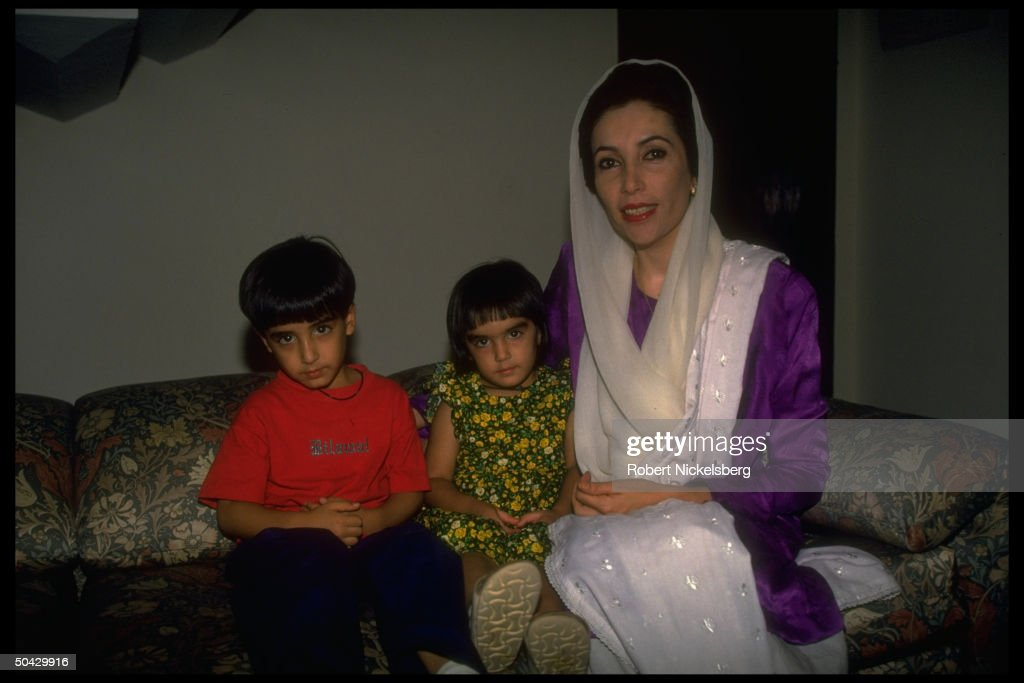 Benazir Bhutto | Getty Images