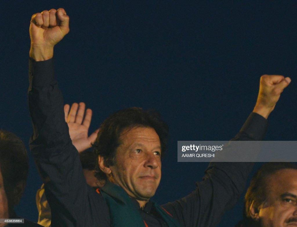 Imran khan politician essay about myself