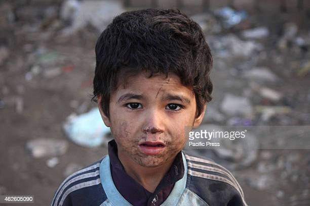 Pakistani poor children takes a part of International Street Childrens day Pakistan is estimated to have between 12 million and 15 million street...