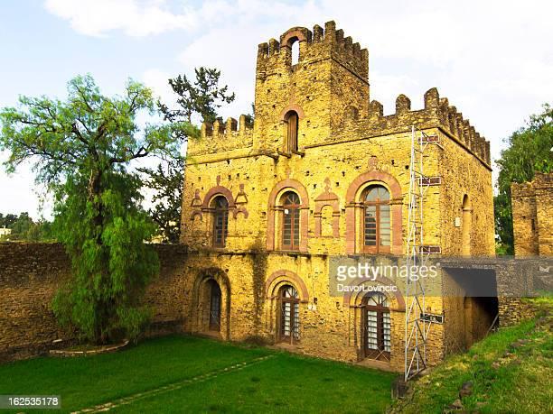 Palast in Gondar