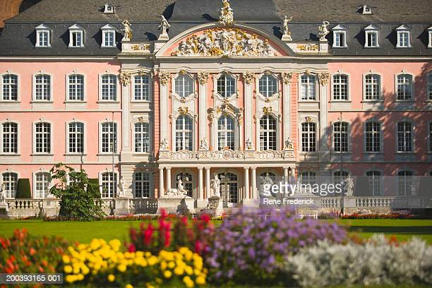 Palace in Kurfurstliches Palais, Western Germany