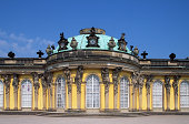 Palace in Potsdam , Germay