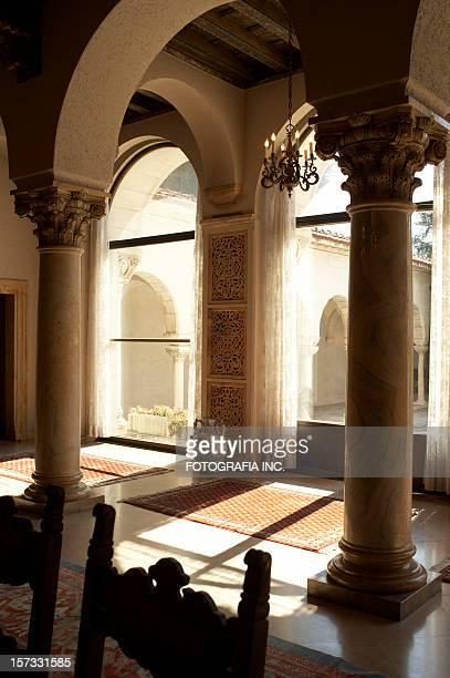 Palace l'intérieur