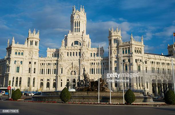 Palace of Communications/City Hall, Plaza Cibeles