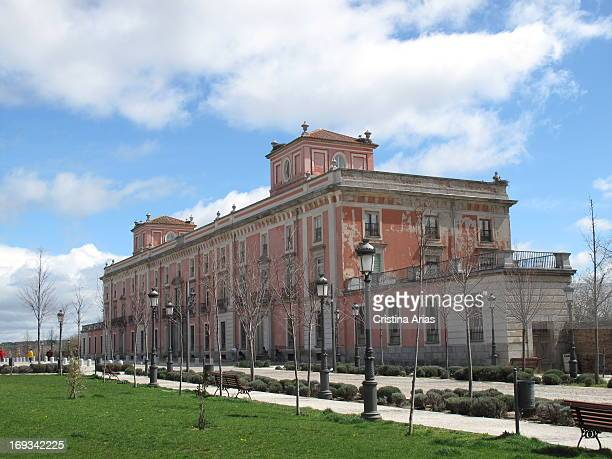 Palace of Infante Don Luis de Borbon in Boadilla del Monte is a palace built in 1765 by architect Ventura Rodriguez in neoclassical style to the son...