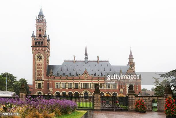Palace of International Court of Justice