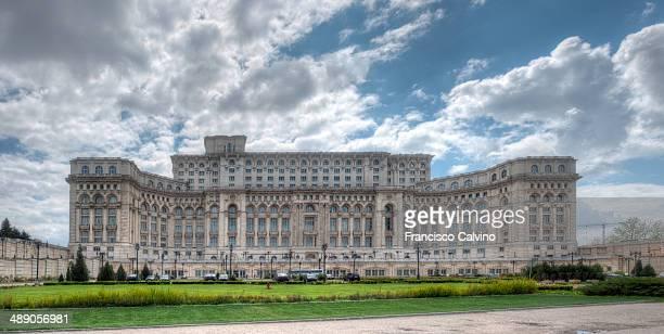 Palace of Parliament Bucharest Romania