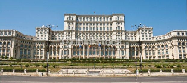 Palazzo del parlamento bucarest romania foto stock for Immagini del parlamento