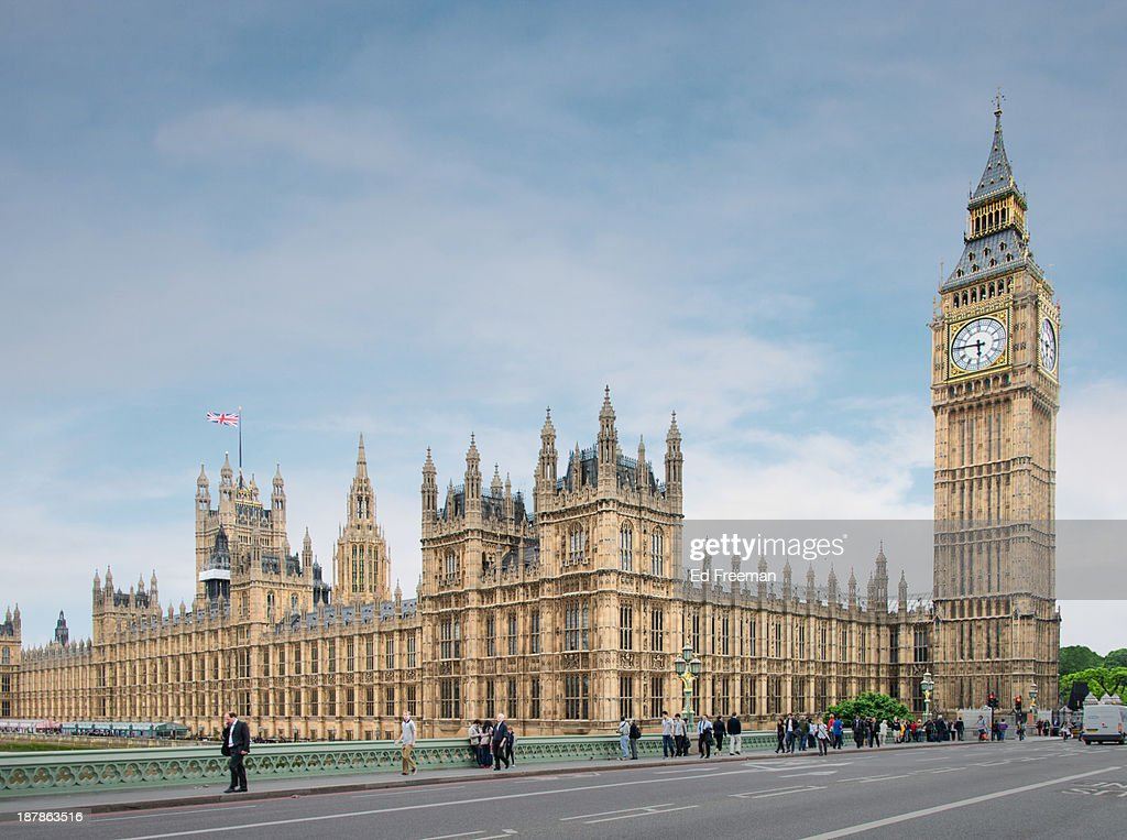 Palace of Westminster, 'Big Ben'