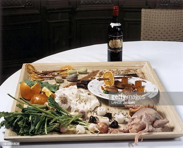 Palace Revolutions Of Alain Senderens Chef Of Restaurant Lucas Carton L'accord parfait entre mets et vins selon Alain Senderens grand chef de 'Lucas...