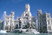 Palacio de Comunicaciones, Madrid, Spain