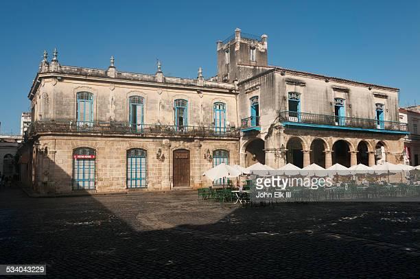 Palacio de los Marqueses de Aguas Claras