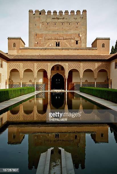 Palacio Nazaries, Alhambra, Granada